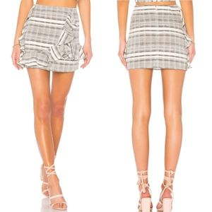 🆕️Tularosa Hannah Lakeside High Rise Mini Skirt M